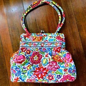 Vera Bradley Hope Garden Snap Shoulder Bag